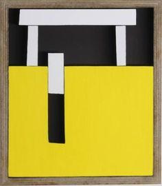 "Saatchi Art Artist Manuel Izquierdo; Painting, ""INTERACTIVE MOBILE 3D nº 089, position B"" #art"