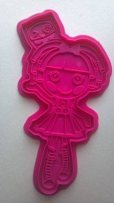 LaLaLoopsy cookie cutter cake decorating by AisforApronStrings, $10.50
