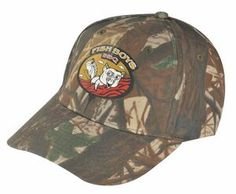 Hunter Oak Camouflage Cap (Embroidery)