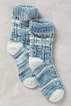 #anthrofave New Arrivals Comfy Socks, Cute Socks, Boot Socks, Warm Socks, Winter Socks, Cozy Winter, Striped Socks, Teen Fashion Outfits, Sock Shoes
