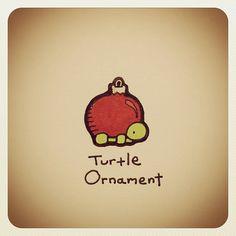 Sweet Turtles, Cartoon Turtle, Turtle Love, Tortoise, Christmas Eve, Drawings, Instagram Posts, Weird, Swag