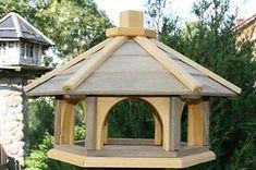 Wooden Bird Houses, Decorative Bird Houses, Bird Houses Diy, Wood Bird Feeder, Bird Feeders, Diy Holz, Animal House, Woodworking Plans, Wood Crafts