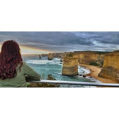 This place took my breath away..  #12apostles #greatoceanroad #sunset #australia by puma1024 http://ift.tt/1ijk11S
