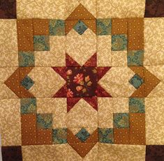 Hello Everyone, In between naps and reading by the fire, I spent a fair bit of time in my cozy sewing nook and worked on a new version of Country Sunshine. I LOVE the rust and teal together. Big Block Quilts, Lap Quilts, Scrappy Quilts, Quilt Block Patterns, Mini Quilts, Pattern Blocks, Quilt Blocks, Quilting Projects, Quilting Designs