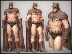 Check out this incredible CG design of Batman done by CGHUB artist Baldasseroni.