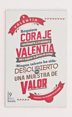 9 Nobles Virtudes: 9 Valentía