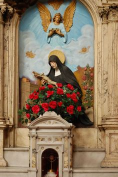 |NOVENA TO ST RITA OF CASCIA; PATRON OF HOPELESS CAUSES, FAMILY PROBLEMS AND THINGS DESPAIRED OF #pinterest SECOND DAY: PRAYER FOR THOSE TRAPPED IN A DIFFICULT MARRIAGE AND THOSE EXPERIENCING DOMESTIC VIOLENCE Glorious St Rita, you lived for many years ........... Awestruck.tv