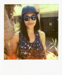 Chioma Nnadi at Coachella 2012