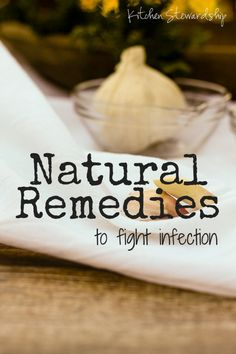 Fighting Infection Naturally Without Antibiotics