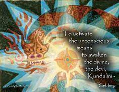 Carl Jung Depth Psychology: Carl Jung on Kundalini