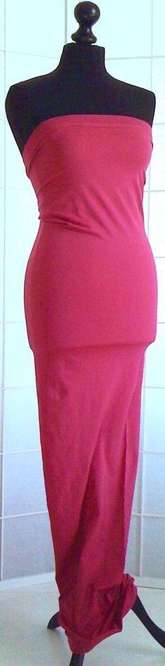 NEU * KIDNEYKAREN-SCHLAUCH-KLEID dunkelpink, Gr.M, STRETCH,  in Kleidung & Accessoires, Damenmode, Kleider | eBay!