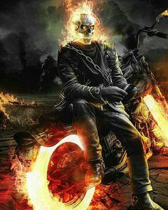 If Ghost Rider gets Remade.Whom U Think Marvel Should Choose as Johnny Blaze. Marvel Fanart, Marvel Comics, Marvel Heroes, Captain Marvel, Ghost Rider Film, Ghost Rider Marvel, Comic Book Characters, Marvel Characters, Comic Books