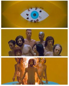 The Holy Mountain I love this movie, great color and cinematography
