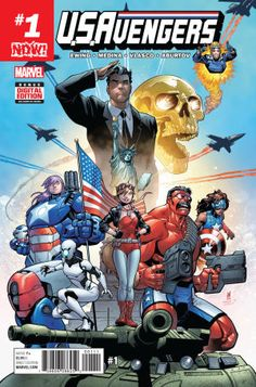 Top Comics to Buy This Week: January 4 2017  With dozens of comic books to choose from let us show you which are the best coming out this week. Take a look at this list spotlighting our favorite comics that we know are money-well-spent and new books that look cool and are backed by some top-tier talent.  Check out our picks then head to the comments to let us know what youll be buying this week!  By writer Al Ewing & artist Paco Medina | Marvel  Continue reading…