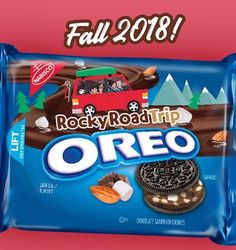 #oreo rocky road trip #2018 coming soon