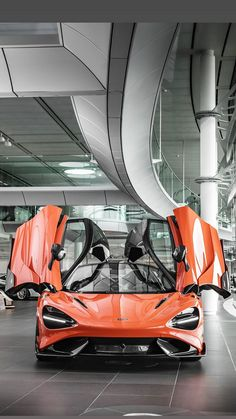 McLaren 765LT @McLaren Technology Centre Fast Sports Cars, Super Sport Cars, My Dream Car, Dream Cars, Super Fast Cars, Mclaren Cars, Top Luxury Cars, Cars Uk, Fancy Cars