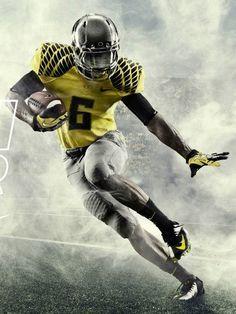 Oregon Football Redesigns Uniforms Again.