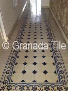 Cartagena hallway