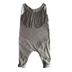 Lojadada : Produto : Rad Jumpsuit in gray melange