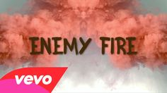 Bea Miller - Enemy Fire (Official Lyric Video) ~ This young lady's music is awesome!