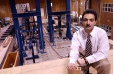 Dr. Habib Dagher, Professor of Civil & Structural Engineering, University of Maine and Director, Advanced Structures and Composites Center