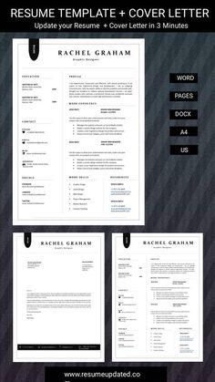 Modern Resume Template, Cv Template, Resume Templates, Resume Review, Resume Cv, Cv Words, Cover Letter For Resume, Creative Resume, Professional Resume