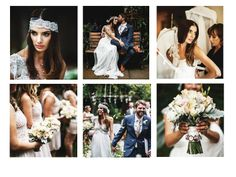 Beautiful Anna Campbell bride Claire in the Ivory collection grace dress www.annacampbell.com.au