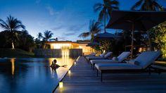 Park Hyatt Maldives Hadahaa - Gaafu Alifu, Maldives Atolls, Maldives - Luxury Hotel Vacation from Classic Vacations Scda Architects, Maldives Holidays, Fiberglass Swimming Pools, Maldives Resort, Maldives Honeymoon, Maldives Travel, Hotels And Resorts, Exterior, Architecture