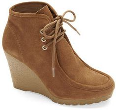 MICHAEL MICHAEL KORS Rory Wedge Booties on shopstyle.com