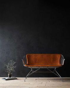 + #black #wood #minimalism