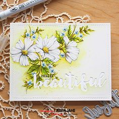 After-Hours Ink & Flowers: STAMPlorations 4th Birthday Blog Hop: DAY4