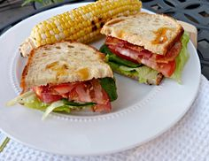 A Squared: What's For Dinner Wednesday: Spicy PBLT's