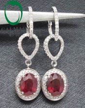 4.62ct Blood Red Ruby & Diamond Drop Earrings 14k White Gold Earrings Charming Fine Jewelry Wholesale,   Engagement Rings,  US $560.00,   http://diamond.fashiongarments.biz/products/4-62ct-blood-red-ruby-diamond-drop-earrings-14k-white-gold-earrings-charming-fine-jewelry-wholesale/,  US $560.00, US $560.00  #Engagementring  http://diamond.fashiongarments.biz/  #weddingband #weddingjewelry #weddingring #diamondengagementring #925SterlingSilver #WhiteGold