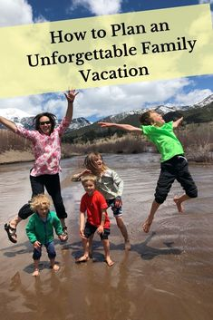 Plan an Unforgettable Family Vacation (+Free Printable Template) - Get this step by step vacation planner with a free printable template – to help you plan the perf - Travel Tips With Baby, Travel With Kids, Family Travel, Group Travel, Vacation Planner, Travel Planner, Budget Travel, Toddler Travel, Travel Checklist