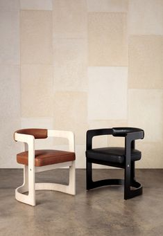 KELLY WEARSTLER   ZUMA DINING CHAIR. The clean, architectural lines and casual sensability of the Zuma Chair make this dining option a modern classic.
