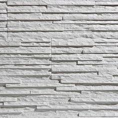 Palermo valkoinen Palermo, Rear Extension, Stone Cladding, Brick Facade, Roman, Perfume, Deco, Wood, Vit