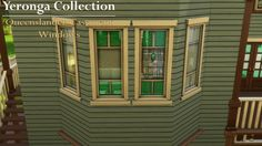Queenslander Casement Windows (Yeronga Collection) by Beefysim1 at Mod The Sims • Sims 4 Updates
