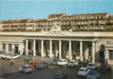 Montpellier, France, Street View, Train Station, French