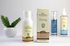 Review: Iva Natura Make-up Cleansing Foam