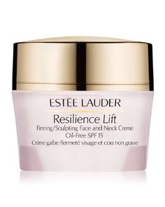 C1MHL Estee Lauder Resilience Lift Firming/Sculpting Face & Neck Creme Oil-Free, 1.7 OZ.