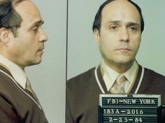 Anthony 'Nino' Gaggi, The Gambino Crime Family // Caporegime.