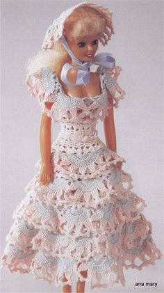 barbie crochet - Zosia - Picasa Web Albums
