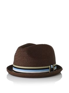 Original Penguin Men's The Patterson Porkpie Hat.