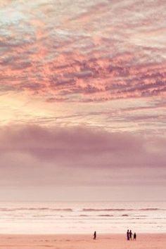 Pink sky ~ ⚜️ Beautifully Aesthetic ⚜️ by VoyageVisuel