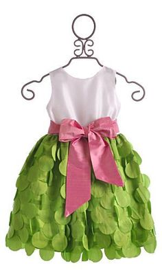 May be cute party dress if I go with the Mermaid/Under the Sea theme.