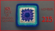 365 Days of Granny Squares Number 215