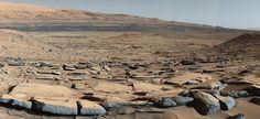 NASA's Curiosity Rover Confirms Ancient Lakes on Mars
