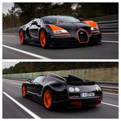 I'm liking the orange on this veyron! what do you peeps think?