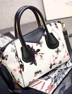 Cute Small Floral Handbag For Women - HauteSpirits