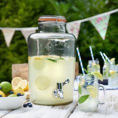 Kultiger Drink Suspender von Kilner 5liter #Affiliate #affiliatelink